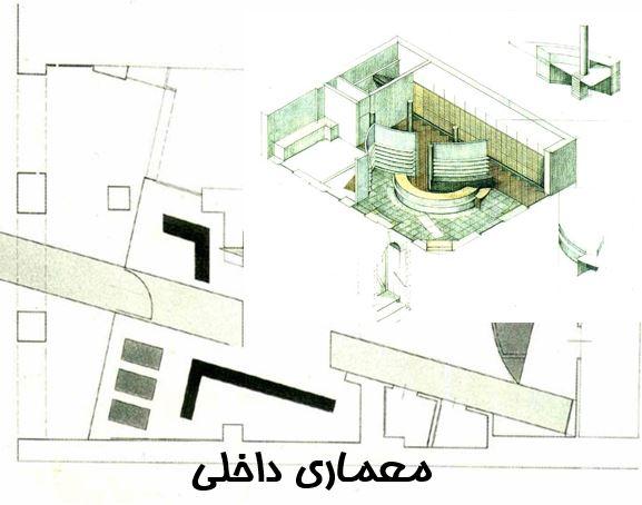 تحقیق طراحی داخلی